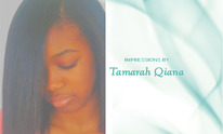 Impressions By Tamarah Qiana: Hair Styling