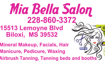 Mia Bella Salon Biloxi: Facial