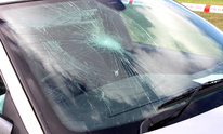 Wagoner Fence Co: Windshield Replacement