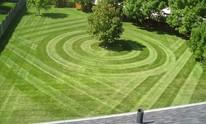 Landscape Services: Lawn Mowing