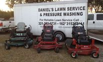Daniels Lawn Service And Pressure Washing: Lawn Mowing