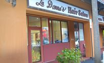 La Donna's Hair Salon: Haircut