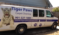 Tiger Paws Carpet Cleaning: Carpet Cleaning