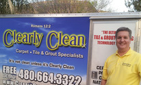 Clearly Clean Carpet: Tile & Grout Cleaning