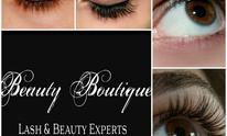 Beauty Boutique LA: Eyelash Extensions
