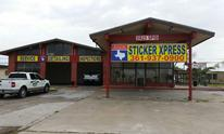Sticker Xpress #2: Auto Detailing