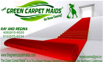 The Green Carpet Maids: House Cleaning
