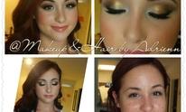 Makeup By Adrienn: Hair Straightening