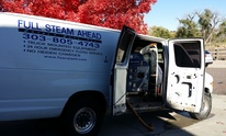 Full Steam Ahead: Carpet Cleaning