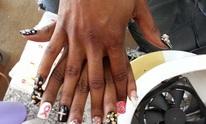 Crystal's Nails: Mani Pedi