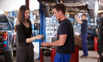 David's Automotive Repair: Tire Balance