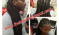 Instant Dreads By Bee: Braiding