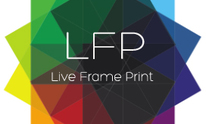 Live Free Photography Print & Frame: picture framing