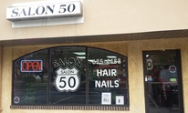 Salon 50: Manicure