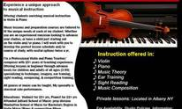 Christines Music Studio: Music Lessons