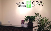 Natural Green Spa: Facial