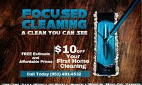 Focused Cleaning: House Cleaning