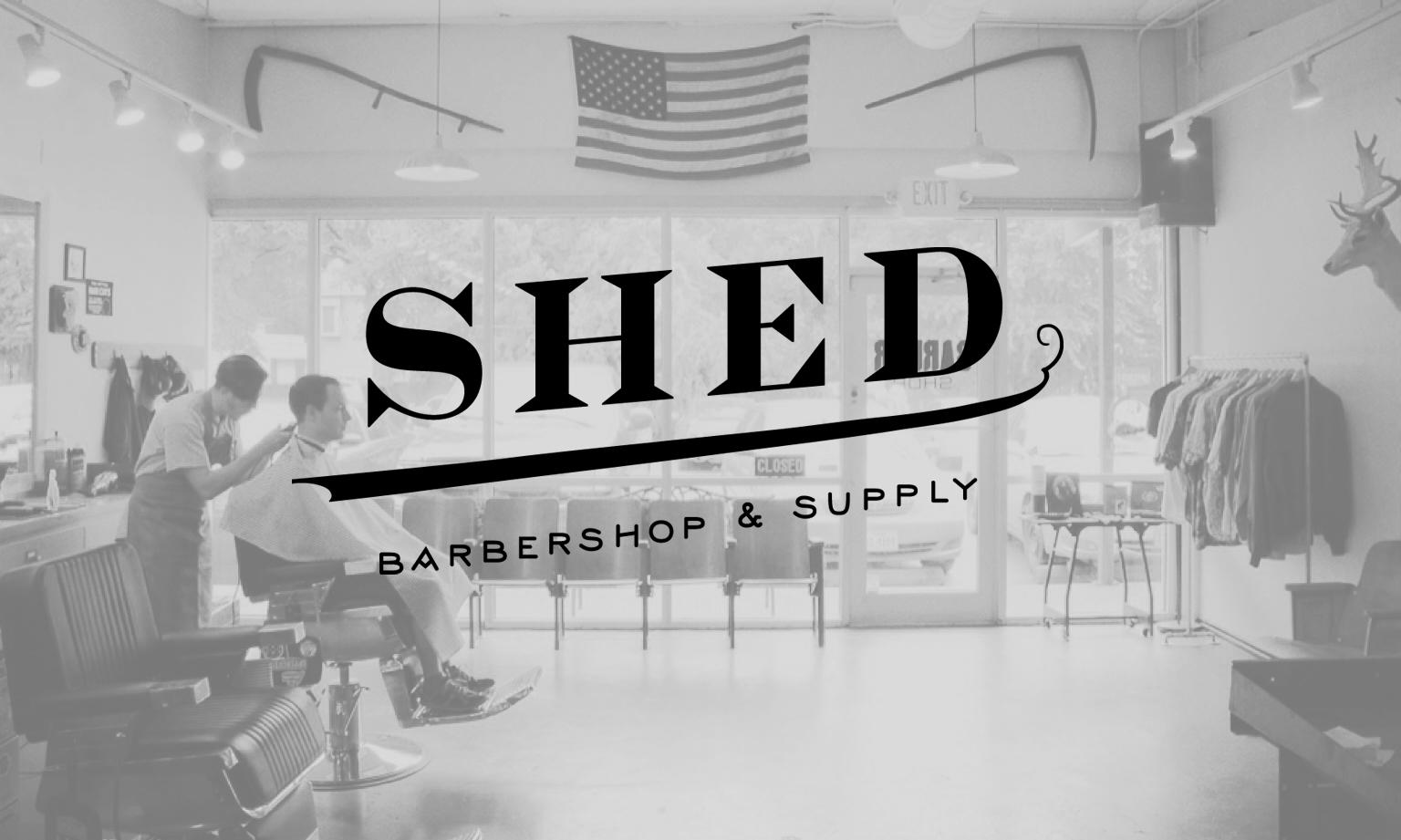 shed barbershop austin tx hot shave book online. Black Bedroom Furniture Sets. Home Design Ideas
