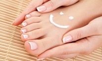 Hideaway Salon: Pedicure