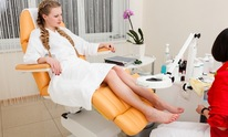 Image Makers Salon: Pedicure