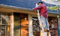 Rise and Shine Window Cleaning and Home Services: Gutter Cleaning