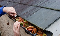 JV Gutters: Gutter Cleaning