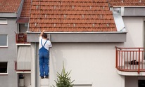 Honey Don't Do: Gutter Cleaning