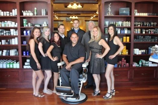 adult gents hair salon