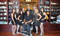 Gents Barbershop And Spa: Hair Coloring