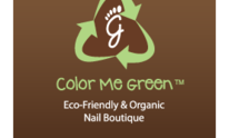 Color Me Green Inc: Mani Pedi