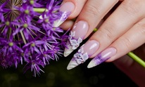 Natural Nails: Manicure