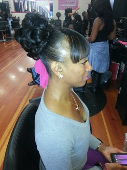 Styles by dmara at strictly styles hair salon san jose ca hair extensions pmusecretfo Image collections