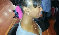 Styles By D'Mara At Strictly Styles Hair Salon: Hair Straightening