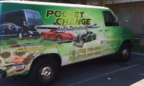 Pocket Change Services: Upholstery Cleaning