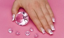 Glamour Nails: Manicure