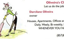 Oliveira's Cleaning: House Cleaning