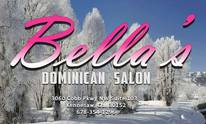 Bella's Dominican Salon: Waxing