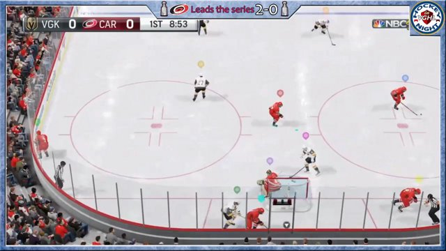 Highlight: Stanley Cup Finals Game 3 Vegas Vs Carolina Carolina leads the series 2-0