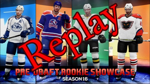 Highlight: Hockey night in vghl SHOWCASE GAME 1 & 2