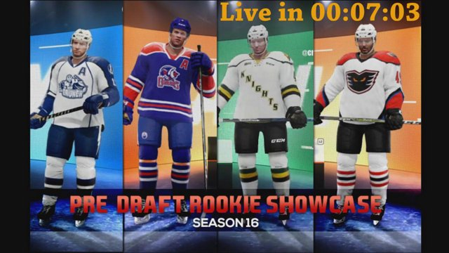 Hockey night in vghl SHOWCASE GAME 7