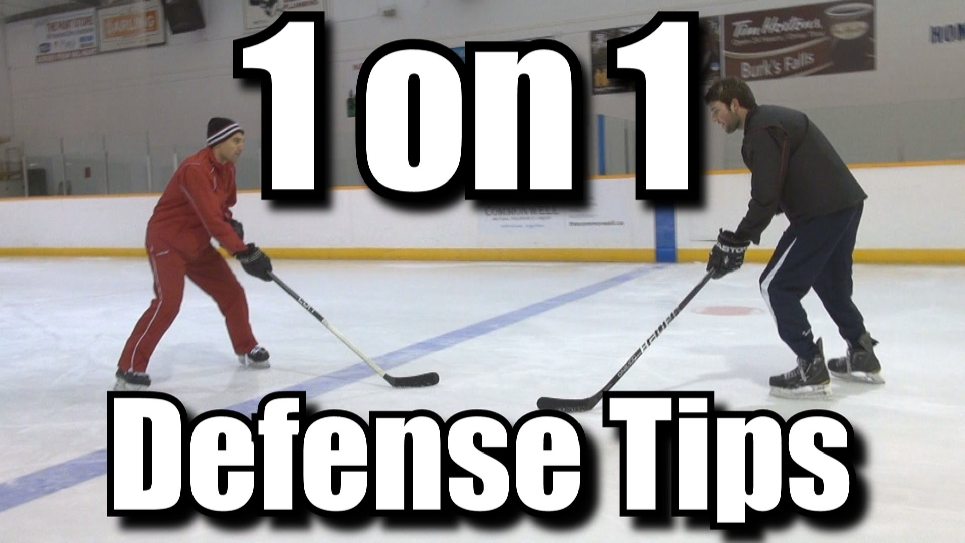 1 on 1 Defensive Tips