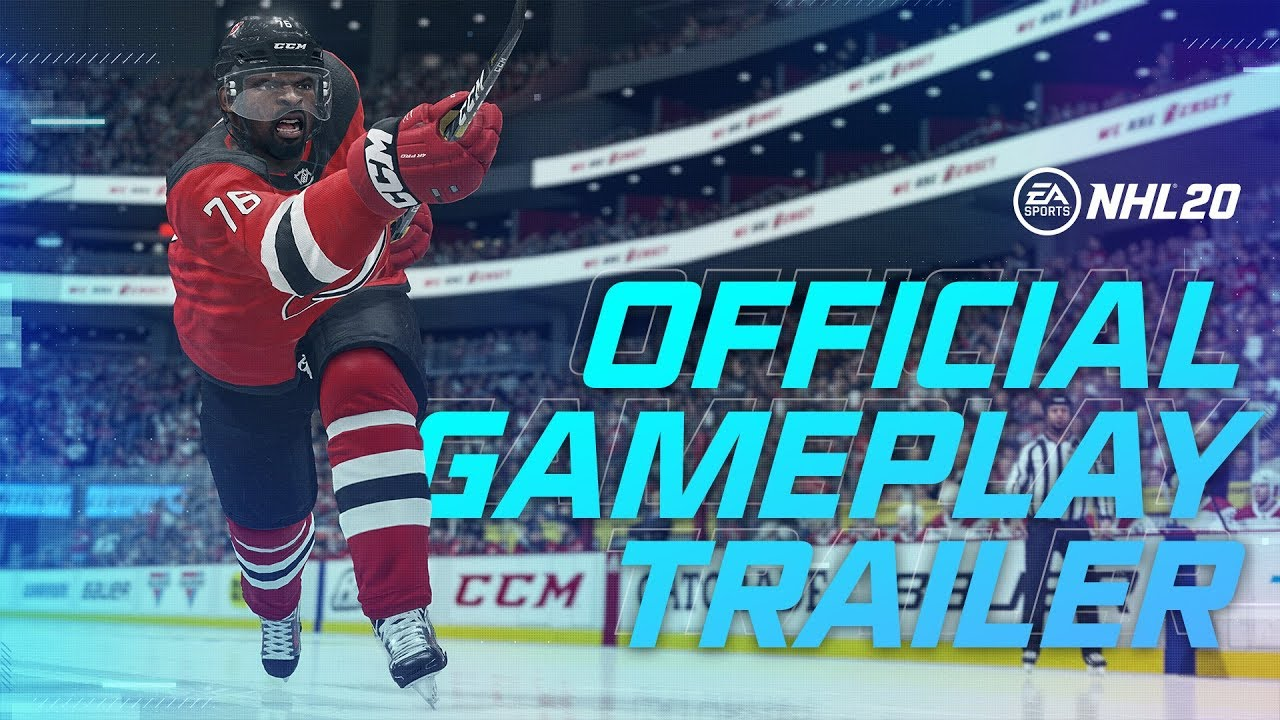 NHL 20 Trailer: Gameplay RPM