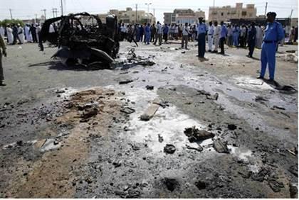 Port Sudan explosion (file)Reuters