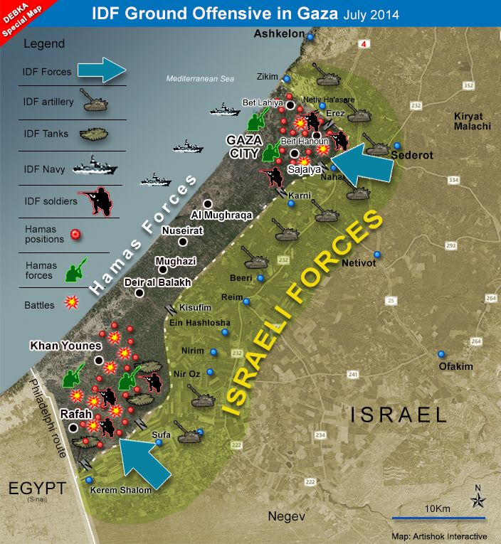 debka-map-israeli-ground-offensive