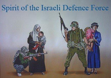 Israelis v.s. Arab Terrorists