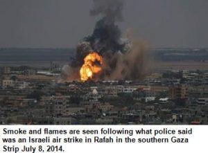 southern-gaza-strip-air-strike