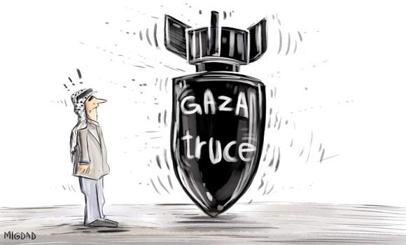 Cartoon-Migdad-28-July-2014