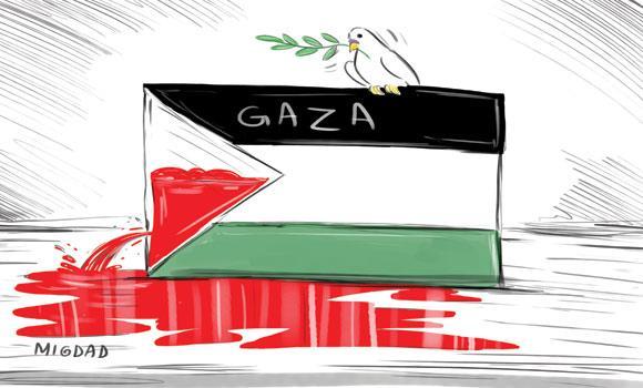 Cartoon-Migdad-27-July-2014