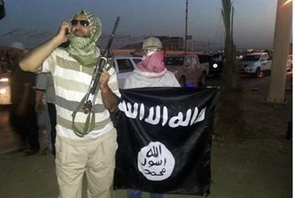 Jihadis from ISIS in Mosul, Iraq | Reuters