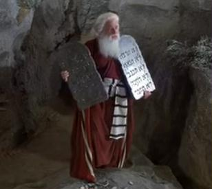 Mel Brooks - Ten Commandments